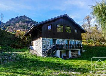 Thumbnail 4 bed chalet for sale in Rhône-Alpes, Haute-Savoie, Vacheresse