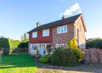 Thumbnail 3 bed detached house for sale in Bentsbrook Park, North Holmwood, Dorking, Surrey