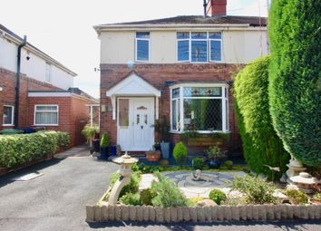 Thumbnail 3 bed semi-detached house for sale in Longfield Avenue, Stone, Staffordshire