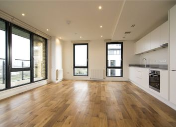 Thumbnail 1 bed flat to rent in Regalia Point, 30 Palmers Road, London
