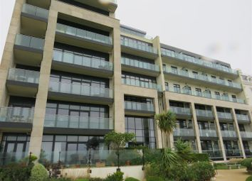 Thumbnail 2 bedroom flat for sale in Cliff Road, Plymouth