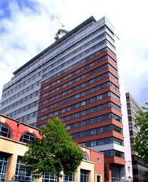 Thumbnail 2 bed flat to rent in Brindley House, 101 Newhall Street, Birmingham