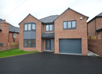 Thumbnail 5 bedroom detached house for sale in Plot 2 - Station Road, Pilsley, Chesterfield