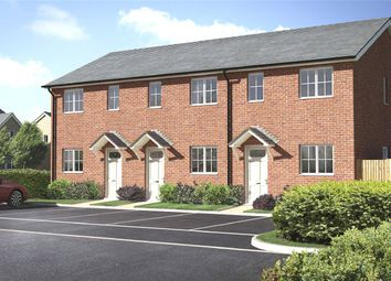 Thumbnail 2 bed semi-detached house for sale in Badgers Fields, Arddleen, Llanymynech, Powys