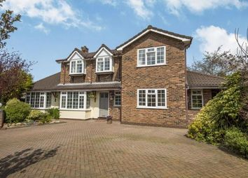 Thumbnail 5 bed detached house for sale in Brownlow Close, Poynton, Stockport, Cheshire