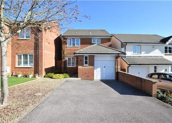 Thumbnail 3 bed detached house for sale in Morgan Way, Peasedown St. John, Bath, Somerset