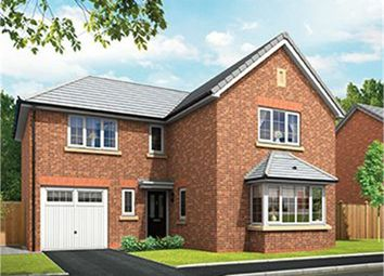 Thumbnail 4 bed detached house for sale in The Newton School Lane, Guide, Blackburn