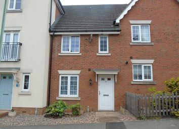 Thumbnail 3 bed terraced house to rent in Phoenix Way, Stowmarket