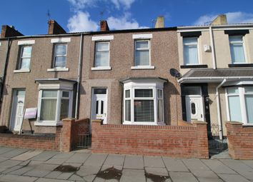 Thumbnail 3 bed terraced house for sale in Yarm Road, Darlington