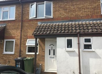 Thumbnail 2 bed terraced house to rent in The Russets, Upwell, Wisbech
