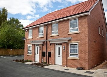 Thumbnail 2 bed property to rent in Paddock Close, The Old Village, Huntington, York