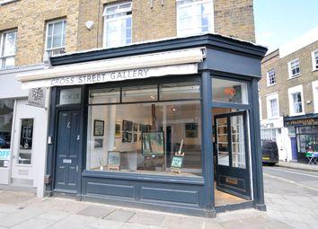 Thumbnail Retail premises for sale in Cross Street, Canonbury
