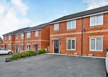 Thumbnail 3 bed semi-detached house for sale in Barlby Drive, Darlington, Co Durham