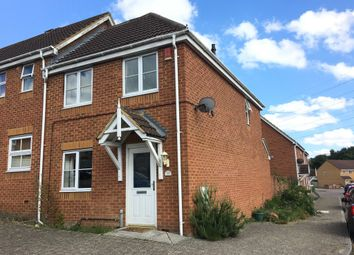 Thumbnail 3 bedroom end terrace house for sale in Mason Road, Swindon