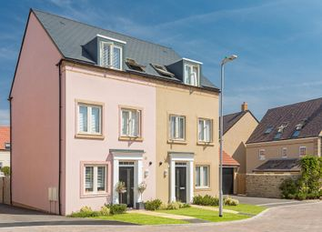 """Thumbnail 3 bed semi-detached house for sale in """"Greenwood"""" at Butt Lane, Thornbury, Bristol"""