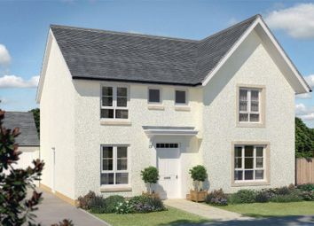 """Thumbnail 4 bedroom detached house for sale in """"Balmoral"""" at Drumpellier Avenue, Coatbridge"""
