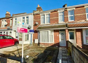 5 bed terraced house for sale in Langhorn Road, Swaythling, Southampton SO16