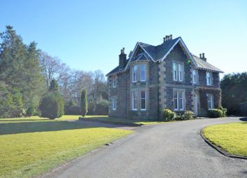 Thumbnail 5 bed country house for sale in Drummond Street, Crieff