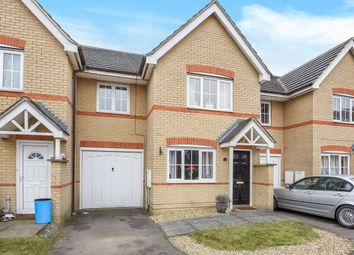 Thumbnail 3 bed terraced house to rent in Restharrow Mead, Bicester