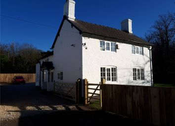 Thumbnail 4 bed detached house to rent in Mere, Knutsford, Cheshire
