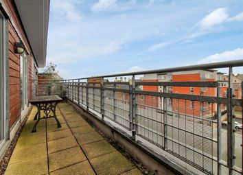 Thumbnail 3 bed flat for sale in Ropewalk Court, Upper College Street, Nottingham