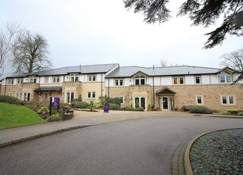 Thumbnail 2 bed flat for sale in Elmsley Lodge, Clevedon, Ben Rhydding Drive, Ilkley
