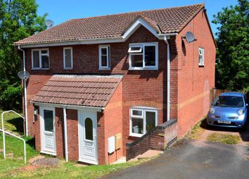 Thumbnail 2 bed semi-detached house for sale in Tudor Close, Paignton