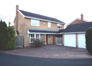 Thumbnail 4 bed detached house for sale in Sharnford Way, Bramcote, Nottingham, Nottinghamshire