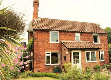 Thumbnail 2 bed cottage for sale in Station Road, Ollerton Village, Newark