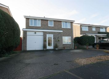 Thumbnail 4 bed detached house for sale in Priory Close, Needingworth, St. Ives, Huntingdon