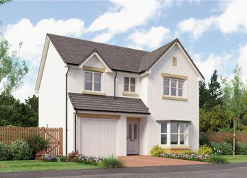 "Thumbnail 4 bed detached house for sale in ""Glenmuir"" at Stevenston Street, New Stevenston, Motherwell"