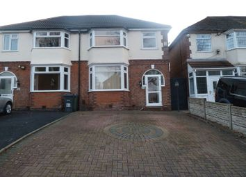 Thumbnail 3 bed semi-detached house to rent in Little Moor Hill, Smethwick