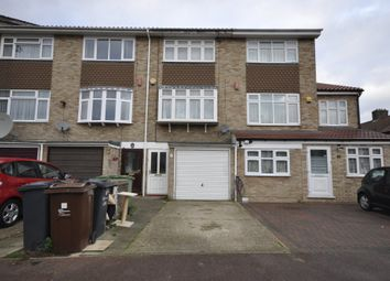 Thumbnail 3 bed town house to rent in Crane Close, Dagenham