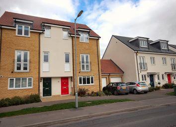Thumbnail 3 bedroom semi-detached house to rent in Cambridge Walk, Fulbourn, Cambridge