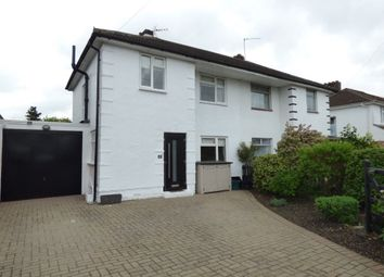 Thumbnail 3 bed semi-detached house to rent in The Chase, Goffs Oak, Waltham Cross