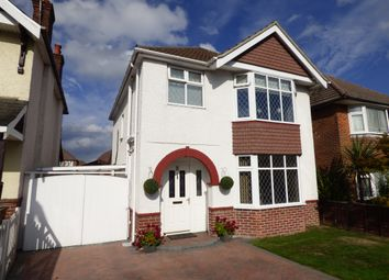 Thumbnail 3 bed detached house for sale in Rushington Avenue, Rushington
