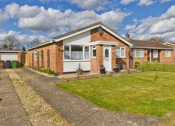 Thumbnail 3 bedroom detached bungalow for sale in Masons Drive, Necton, Swaffham