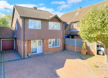 Thumbnail 4 bed detached house for sale in Forge End, St. Albans
