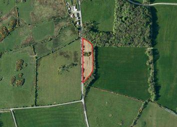 Thumbnail Land for sale in Land Adj To B5111, Codeana, Llangwyllog