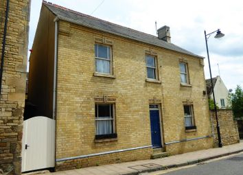Thumbnail 4 bed detached house for sale in Castle Dyke, Stamford