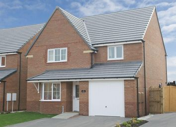 "Thumbnail 4 bed detached house for sale in ""Kennington"" at Aintree Road, Corby"
