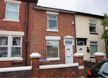 Thumbnail 3 bed terraced house for sale in Ricardo Street, Dresden, Stoke-On-Trent