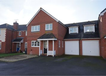 Thumbnail 4 bed link-detached house for sale in Little Field, Tonbridge