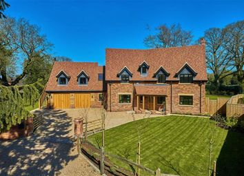 Thumbnail 5 bed detached house for sale in Chiltley Lane, Liphook, Hampshire