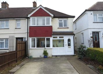 Thumbnail 3 bedroom terraced house for sale in Chipstead Valley Road, Coulsdon