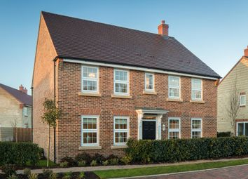 """Thumbnail 4 bed detached house for sale in """"Chelworth"""" at Priorswood, Taunton"""