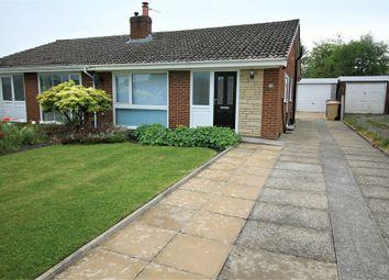 Thumbnail 2 bed semi-detached bungalow for sale in Thornham Drive, Sharples, Bolton, Lancashire