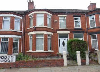 Thumbnail 4 bed terraced house to rent in Bebington Road, Birkenhead