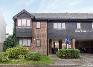 Thumbnail 1 bedroom flat to rent in Brookfield Court, Victoria Road, Chichester