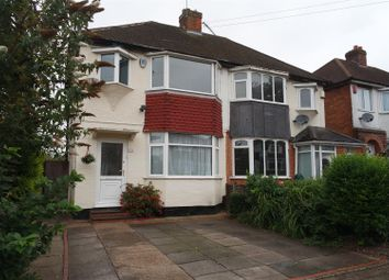 Thumbnail 3 bed property for sale in Derron Avenue, South Yardley, Birmingham